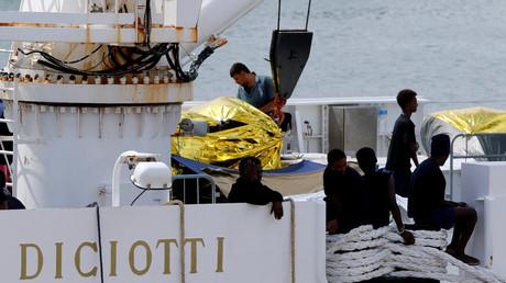 Crise migratoire en Italie : le flot se tarit, mais Salvini en est-il la cause ?