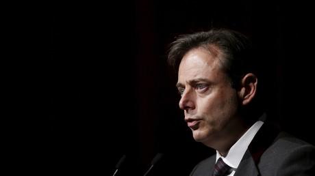 Bart De Wever, président du parti nationaliste flamand N-VA.
