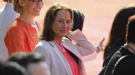 Ségolène Royal a tenu une position différente de la gauche sur l'arrestation des lycéens à Mantes-la-Jolie