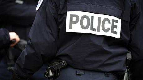 Un policier a-t-il dérapé à Bourg-en-Bresse ? (Image d'illustration).