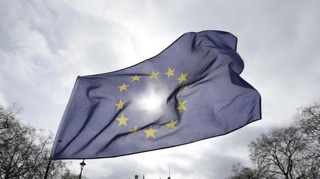 Drapeau européen (image d'illustration).