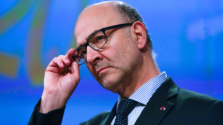 Le Commissaire européen à l'Economie, Pierre Moscovici, à Bruxelles le 5 décembre 2018 (image d'illustration).