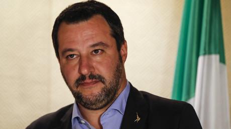Budget français : l'Union européenne ne peut pas «faire semblant de rien» tance Matteo Salvini