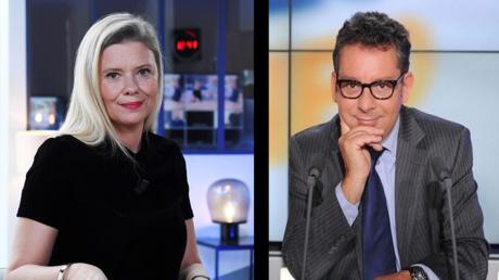 Gilets jaunes : Aude Lancelin répond aux accusations de Frédéric Haziza, le «tripoteur de fesses»