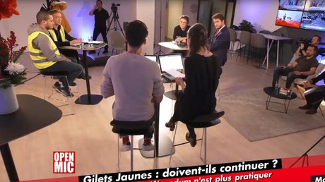 Ep.14 - GILETS JAUNES : DOIVENT-ILS CONTINUER ? #RTOPENMIC