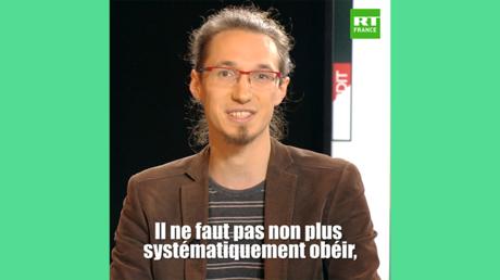 Répondez, les Français veulent savoir : Manuel Cervera-Marzal