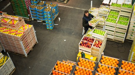 Le marché de Rungis (image d'illustration).