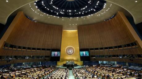 Crimée : l'Assemblée de l'ONU adopte une résolution anti-russe malgré une abstention considérable