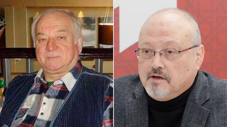 «Russophobie» : Poutine fustige la différence de traitement des affaires Skripal et Khashoggi