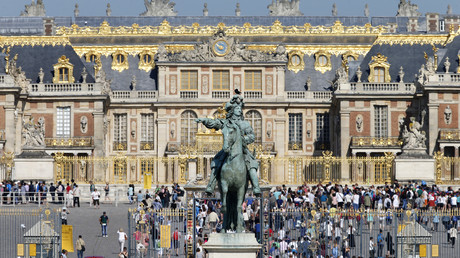 Versailles fermera ses grilles le 22 décembre par peur d'une manifestation des Gilets jaunes