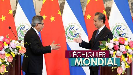 L'ECHIQUIER MONDIAL. Salvador : un avant-poste chinois dans l'arrière-cour américaine ?