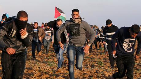 Gaza : trois Palestiniens tués lors de la Grande marche du retour