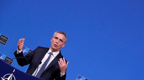 Le secrétaire général de l'OTAN Jens Stoltenberg (image d'illustration).