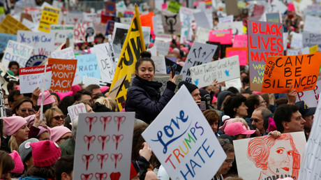 Etats-Unis : deux meneuses de la Women's March contre Trump accusées d'antisémitisme