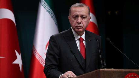 Recep Tayyip Erdogan le 20 décembre 2018 à Ankara (image d'illustration)
