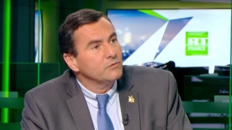 Le sénateur Républicain Damien Regnard.
