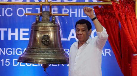 Le président philippin raconte avoir agressé sexuellement une domestique dans sa jeunesse