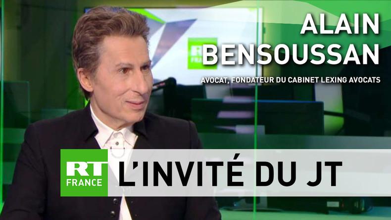 Données personnelles: «Personne n'est bien protégé», selon Alain Bensoussan (ENTRETIEN)