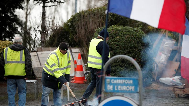 67% des Français les plus modestes veulent que le mouvement des Gilets jaunes se poursuive