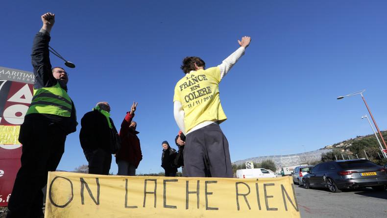 Acte 9 : les Gilets jaunes se mobilisent partout en France