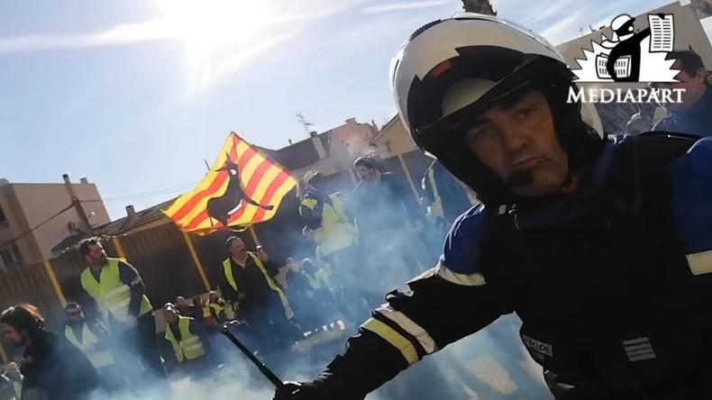 Gilets jaunes : la version du commandant Didier Andrieux mise à mal par de nouvelles videos