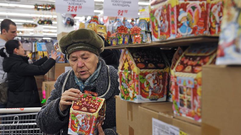Sondage : 53% des Russes favorables à la démission du gouvernement sur fond de hausse des prix