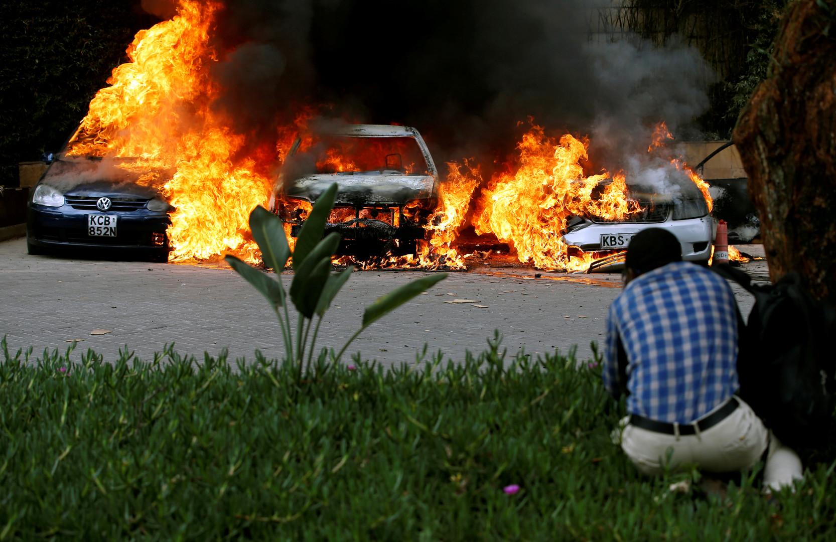 Kenya : 17 morts dans un attentat revendiqué par les djihadistes somaliens shebab