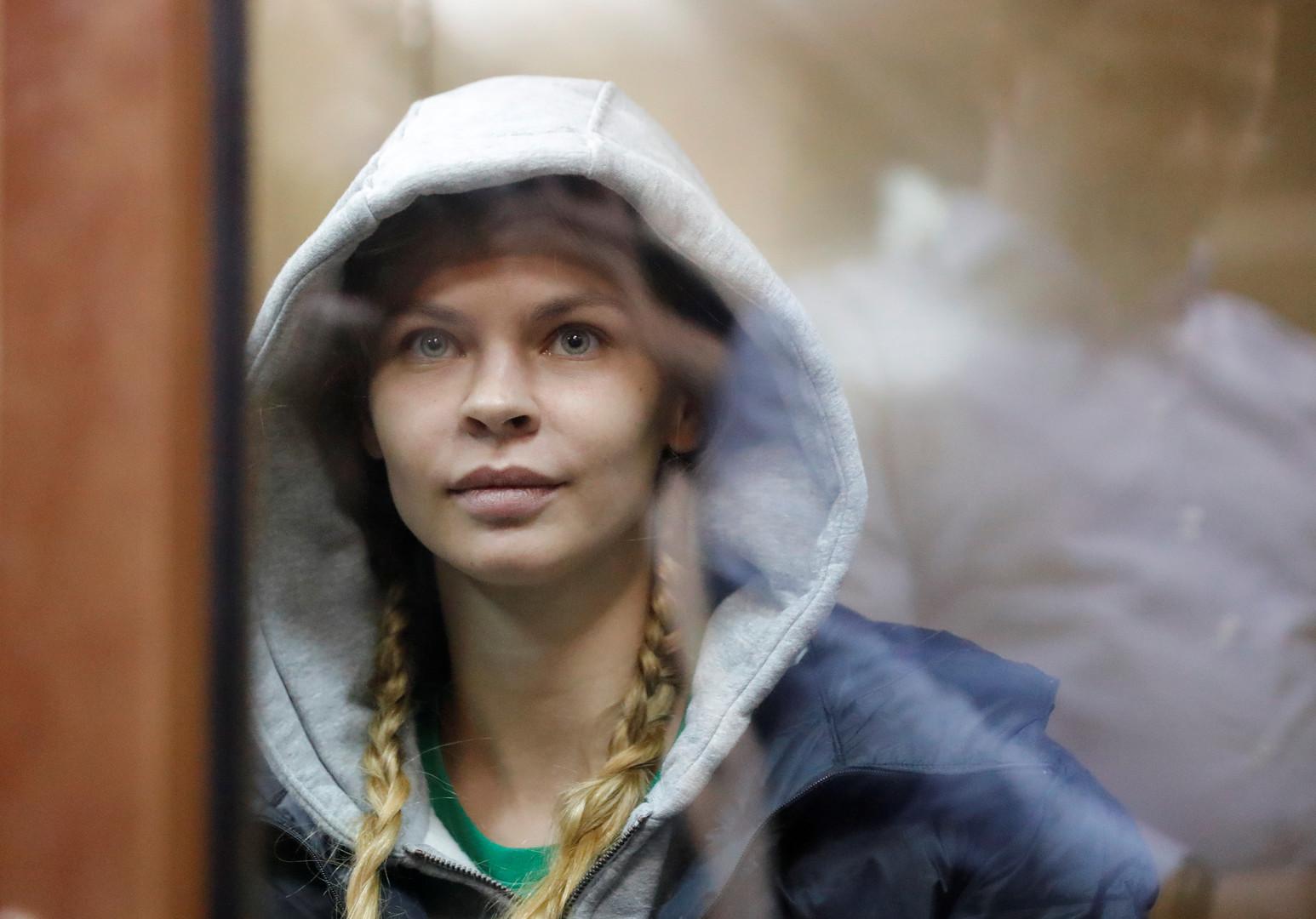 Lanceur d'alerte anti-Trump ou proxénète : qui est l'escort-girl biélorusse Nastia Rybka ?