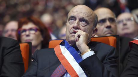 Alain Juppé la tête vers les étoiles pour les prochaines élections de mai 2019 ? (Image d'archive).