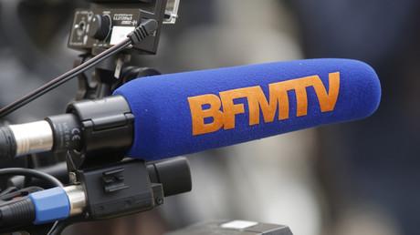 Le logo de BFMTV (image d'illustration).