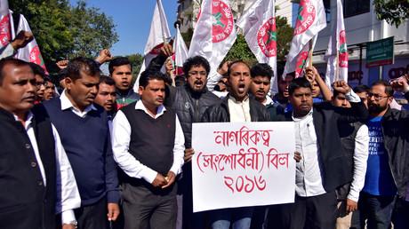 L'Inde en passe de refuser la naturalisation aux réfugiés musulmans