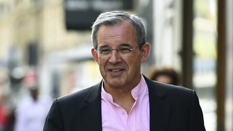 L'ex-ministre des Transports Thierry Mariani.