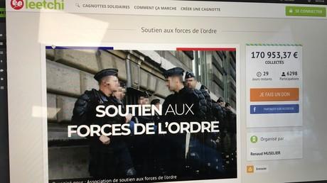 Renaud Muselier dénonce les «factieux» et lance une contre-cagnotte en soutien aux forces de l'ordre