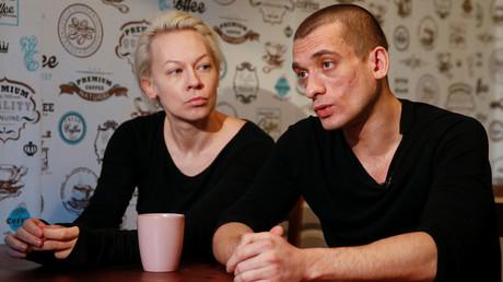 Incendie à la Banque de France : l'artiste russe Piotr Pavlensky condamné à un an de prison