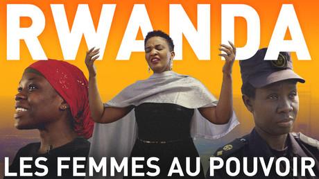 Rwanda : Les femmes au pouvoir