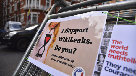 Wikileaks va intenter un procès au Guardian.