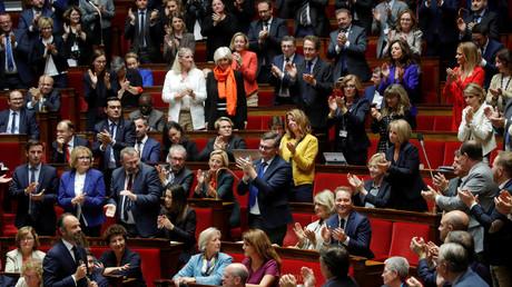 L'assemblée nationale est composée de 577 députés (image d'illustration).