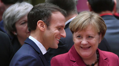 Droits de l'homme : Human Rights Watch se dit «déçu» par Macron mais encense Merkel