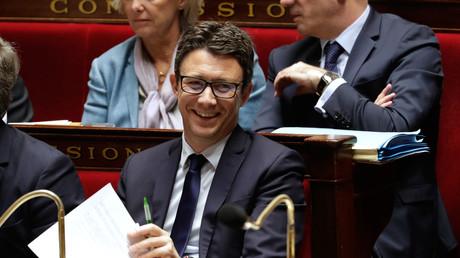 Le porte-parole du gouvernement Benjamin Griveaux.