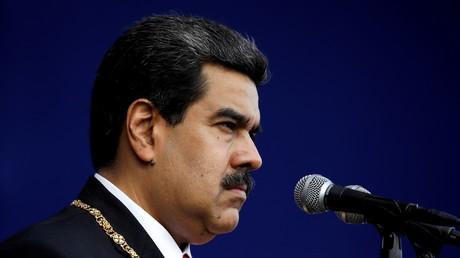 Le président du Venezuela Nicolas Maduro (image d'illustration).