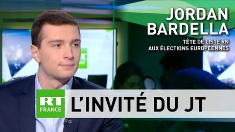 Jordan Bardella : «Ce traité d'Aix-la-Chapelle a été négocié dans l'opacité la plus totale» (VIDEO)