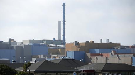 Vue d'ensemble de l'usine de retraitement de La Hague (image d'archive).