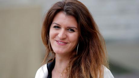 Marlène Schiappa a co-animé une émission de divertissement pour le grand débat national (image d'illustration.