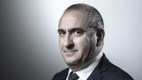 Laurent Nunez lors d'une séance de prises de vue, le 18 janvier 2019 à Paris (image d'illustration).