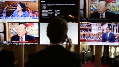 Image d'illustration. Chaines de télévision françaises.