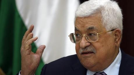 Le gouvernement palestinien a remis sa démission au président Mahmoud Abbas