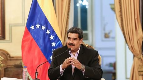 Le président vénézuélien Nicolas Maduro (image d'illustration).