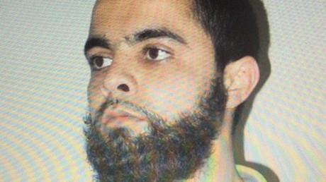 Portrait du terroriste Radouane Lakdim.
