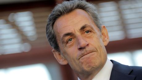L'ancien président de la République Nicolas Sarkozy (image d'illustration)
