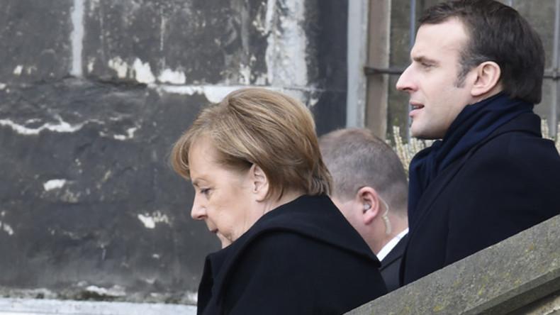Macron annule sa venue à la conférence de Munich : de l'eau dans le gaz entre Paris et Berlin ?